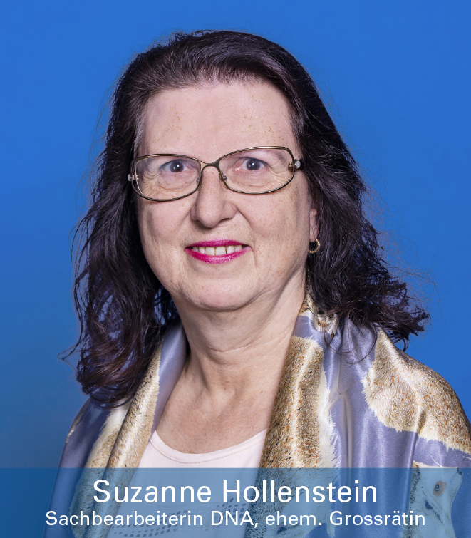 Suzanne Hollenstein