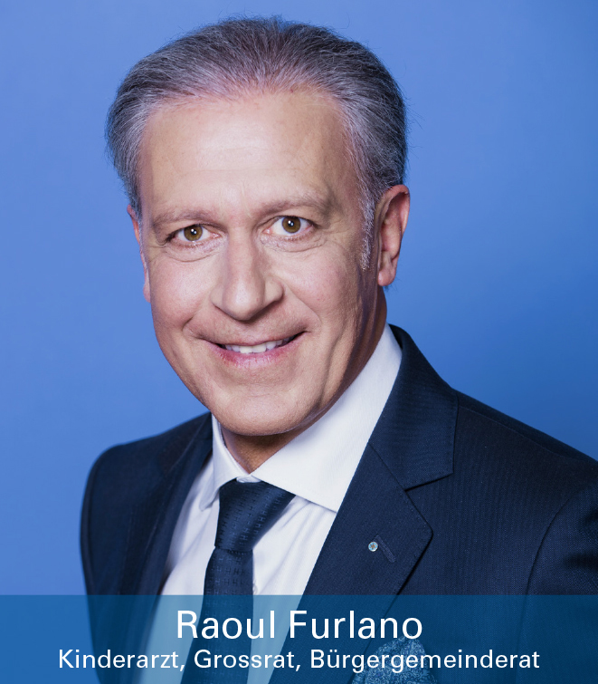 PD Dr. med. Raoul I. Furlano